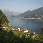 Walensee Zwitserland